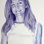 retrato-dibujo-lila